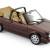Volkswagen Golf Cabriolet Classic Line 1992 – Red metallic