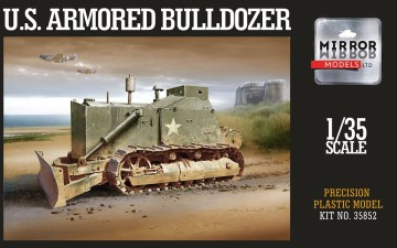 MIRROR MODELS :  1/35 US Armored Bulldozer