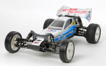 TAMIYA : NEO FIGHTER BUGGY – DT03