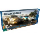 SCALEXTRIC : 24h Le Mans Porsche 911 Set
