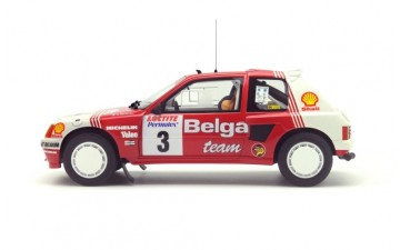OTTO-MOBILE : Peugeot 205 T16 Groupe B