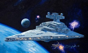 NEW : STAR WARS  –  Imperial Star Destroyer
