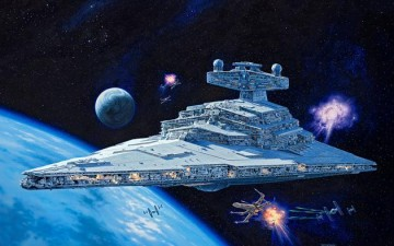 NEW : STAR WARS  –  Imperial Star Destroyer