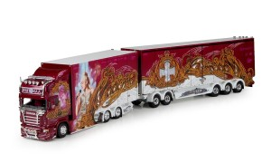 TEKNO : Ristimaa Madonna – Scania R-serie Topline Zweedse combinatie
