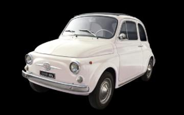ITALERI – FIAT 500F 1968
