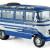 Mercedes-Benz O319 Bus 1957 – Blue & Beige