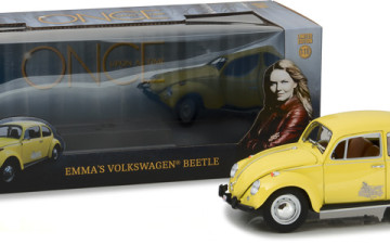Greenlight : Emma's Volkswagen Beetle