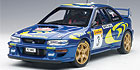 SUBARU IMPREZA WRC 1997 #3 COLIN MCRAE/NICKY GRIST (RALLY OF MONTE CARLO)