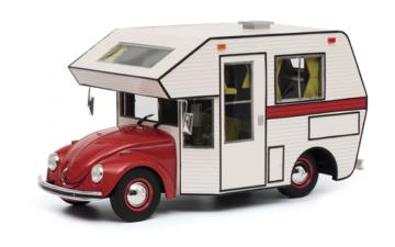 "VW Käfer ""Motorhome"", rot"