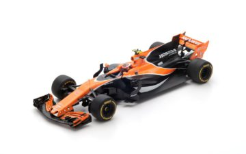 McLaren Honda n.2 Australian GP 2017 Honda MCL32 Stoffel Vandoorne