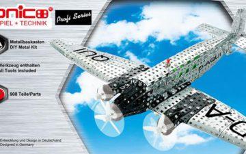 NIEUW – NIEUW – TRONICO – Junkers-ju52-propellerflugzeug-profi-modell-1:50