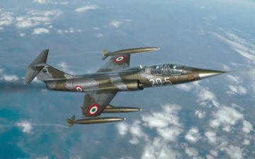 ITALERI – STARFIGHTER TF-104 G