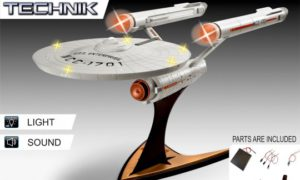 REVELL : USS Enterprise NCC-1701