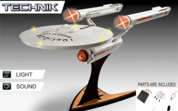 REVELL : USS Enterprise NCC-1701