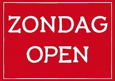 ZONDAG OPENINGEN AALST :         15 – 22 & 29 DECEMBER