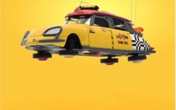 NOREV – FLYING DS TAXI 2015